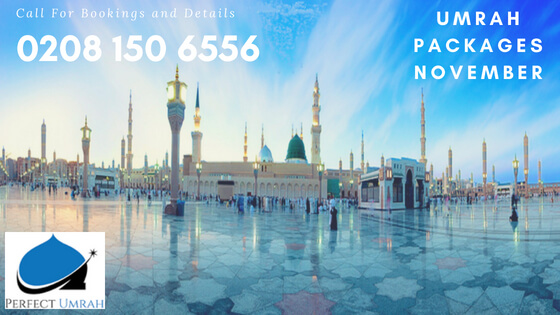 Umrah Packages November