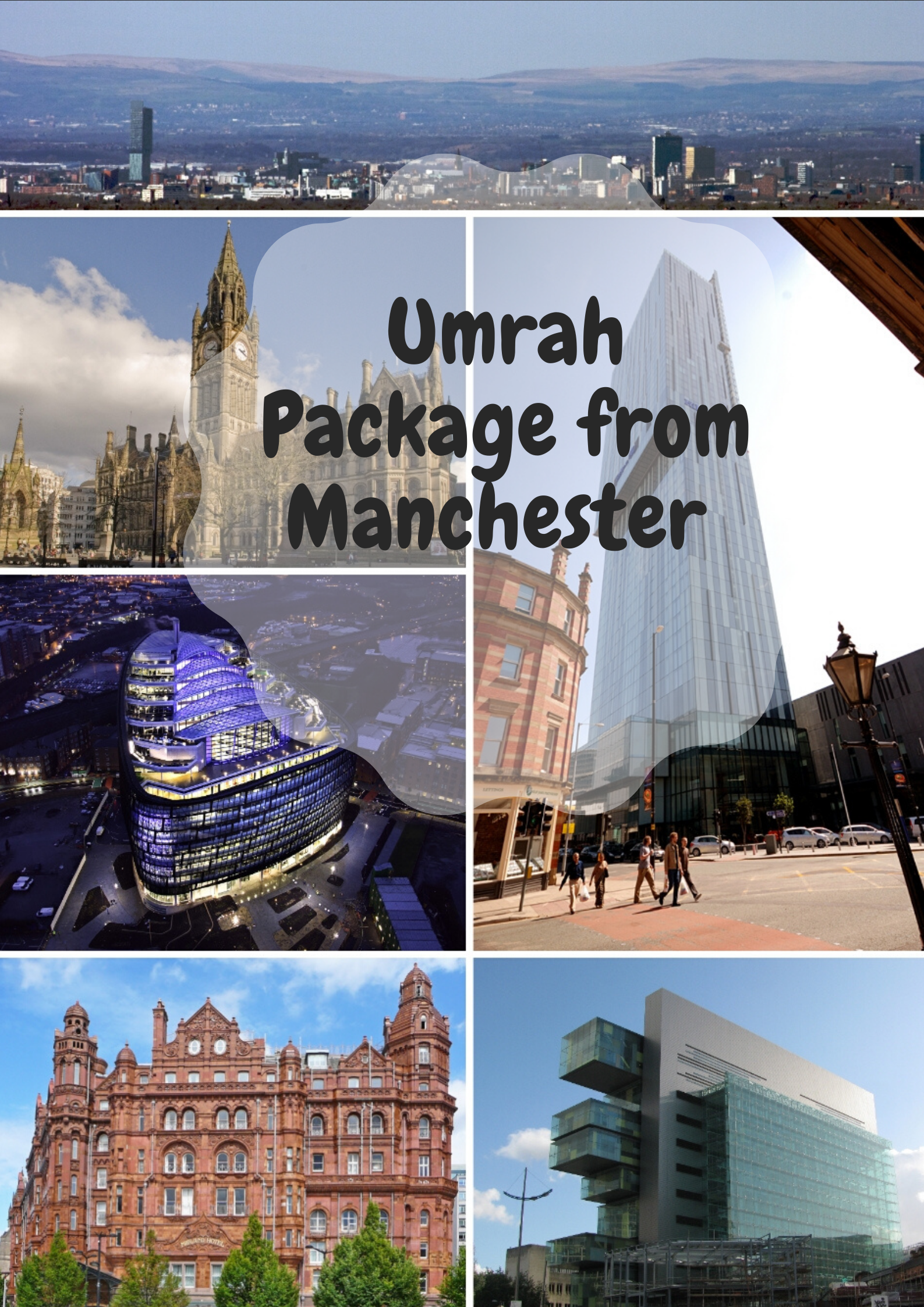 Umrah Packages Manchester: Top Selection for Packages in ...